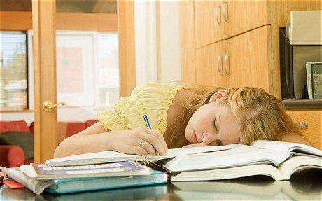 devoirs scolaires-un calvaire