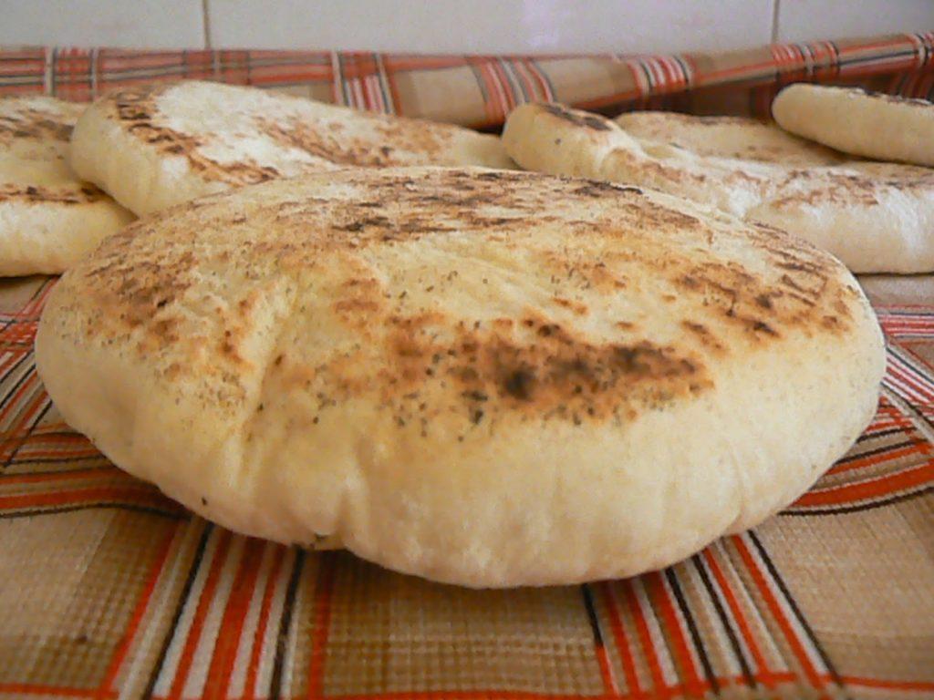 [:fr]Bazlama, pain turc cuit à la poêle[:]