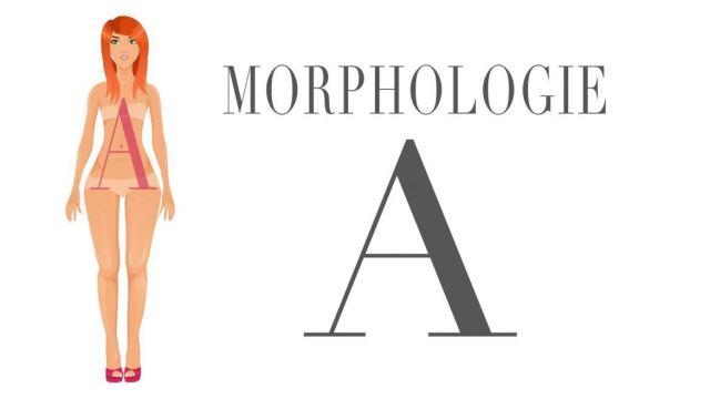 morphologie en A