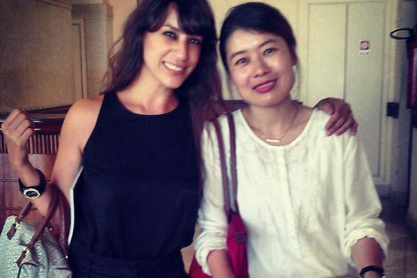 Nesrine El Amine-échanges culturels chinois tunisiens