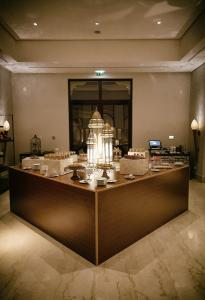 Iftar au Four Seasons Hotal Tunis- La Sultane- Magazine