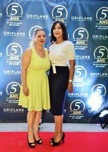 Oriflame- La Sultane_magazine- 5 ans- anniversaire