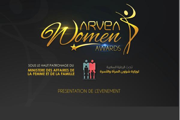 ARVEA Women Awards- La Sultane- Magazine