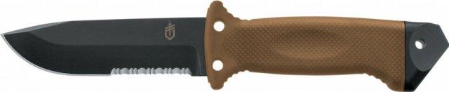1 Gerber - LMF II - Couteau de survie - Marron