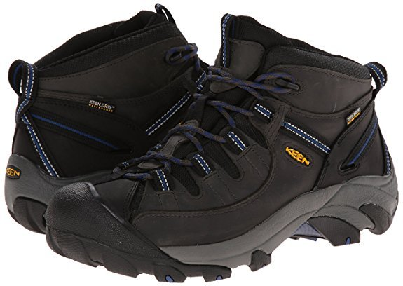 Test Chaussures de Randonnée Hautes Keen Targhee Ii Mid