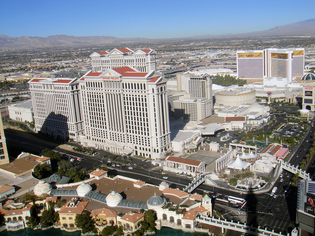 On This Date August 5 1966 Caesars Palace Opened Las
