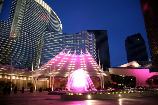Aria at City Center in Las Vegas