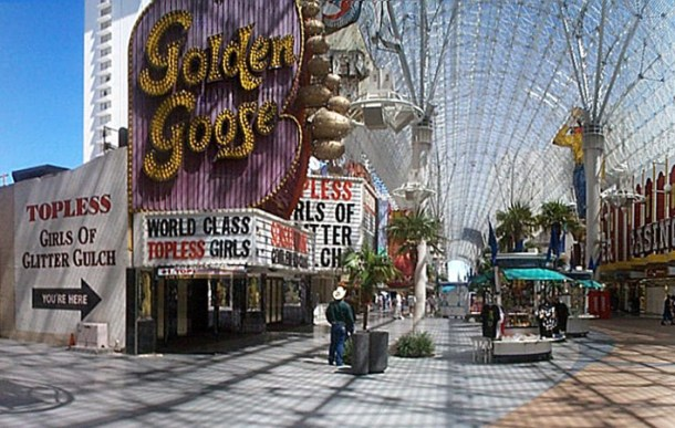 Golden Goose Downtown Las Vegas