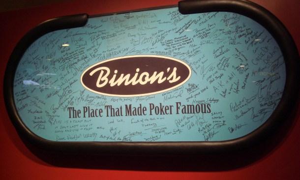 Vegas-Binionstable-WSOP