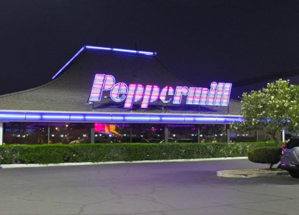 The Peppermill on Las VegasBlvd.