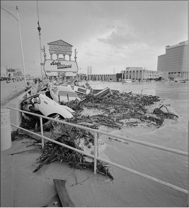 Caesars Palace Flood of July 3, 1975