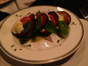 The Beautiful Eggplant Caprese
