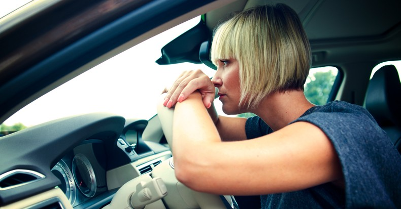 Can a low speed car crash cause a brain injury
