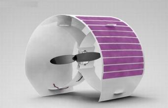 Solar Powered Fan Idea