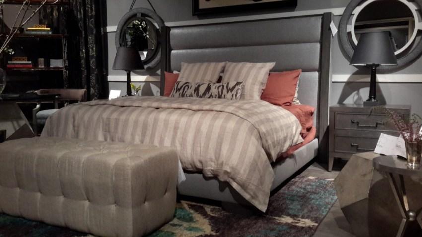 Bedroom Interior Design Concept Color
