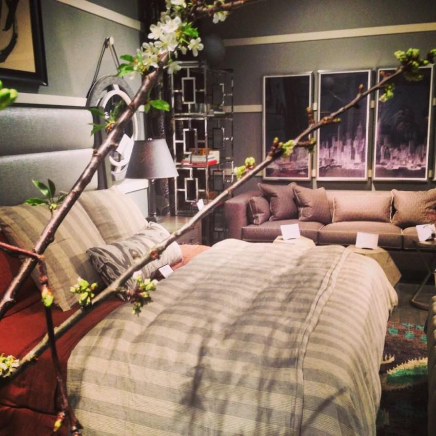 Bedroom Interior Design with Plants