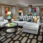 Bellagio Tower Suite Floor Plan