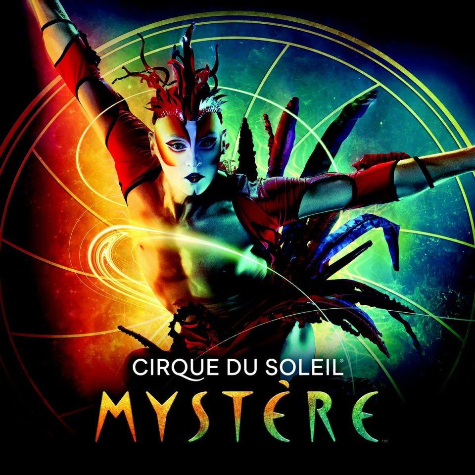 Mystere Cirque du Soleil Las Vegas Show Discount Tickets