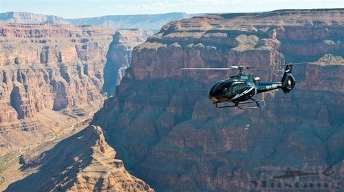 grand canyon landing helicopter tour