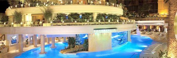 golden nugget tank pool
