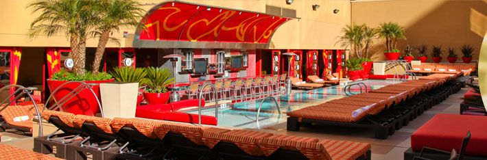 golden nugget the hideout pool