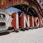 Neon Museum Las Vegas Binions