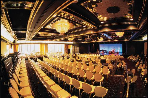 The Golden Nugget Theater Ballroom