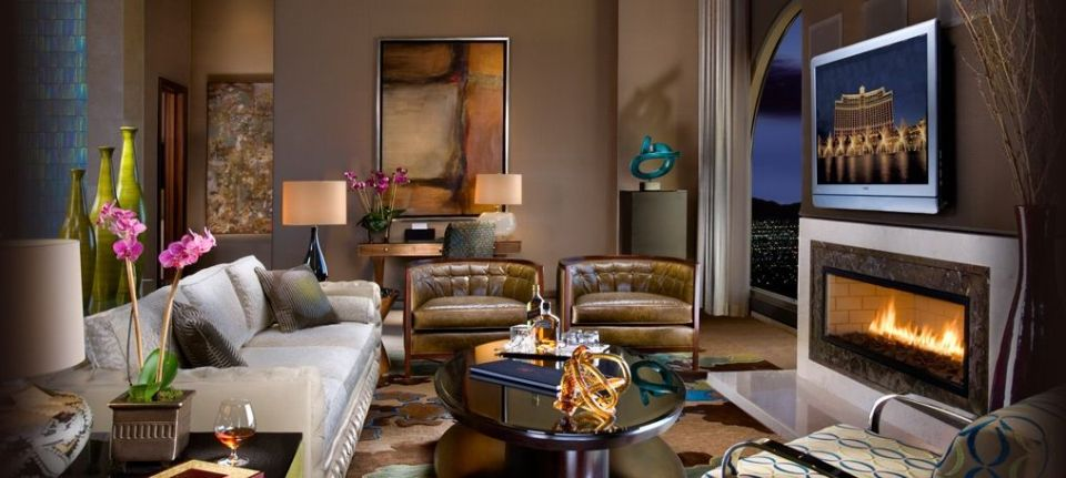 Bellagio las vegas presidential suite