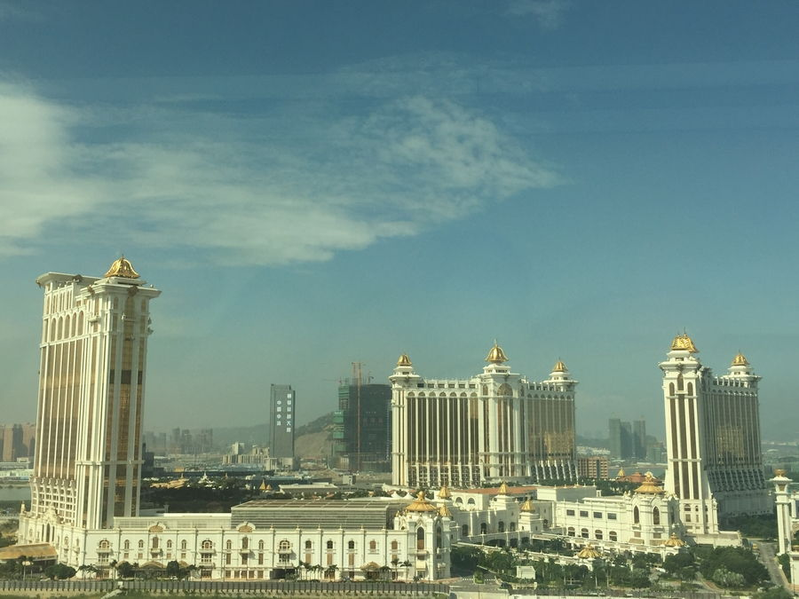 Macau Galaxy casino
