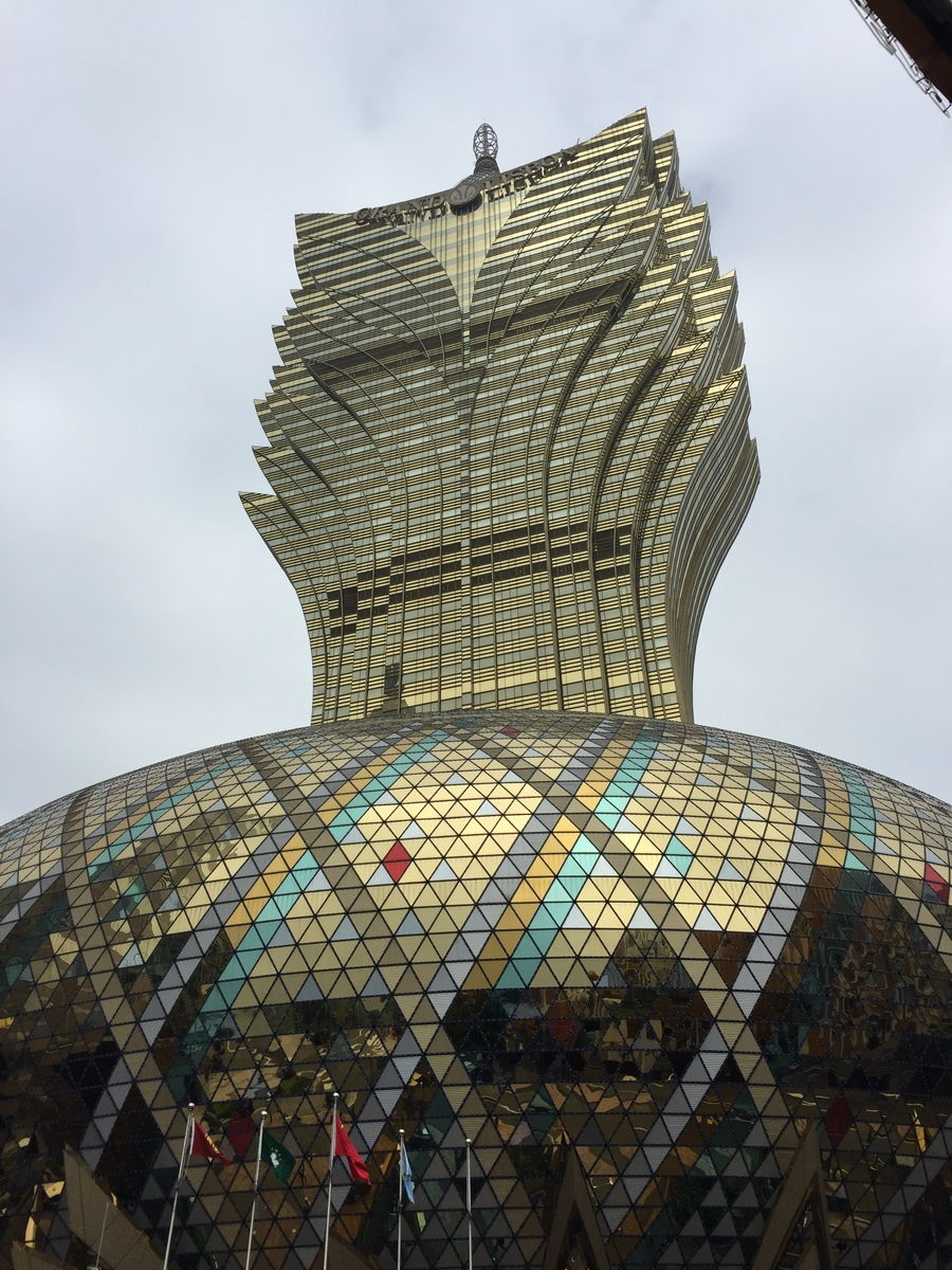 Macau Grand Lisboa casino