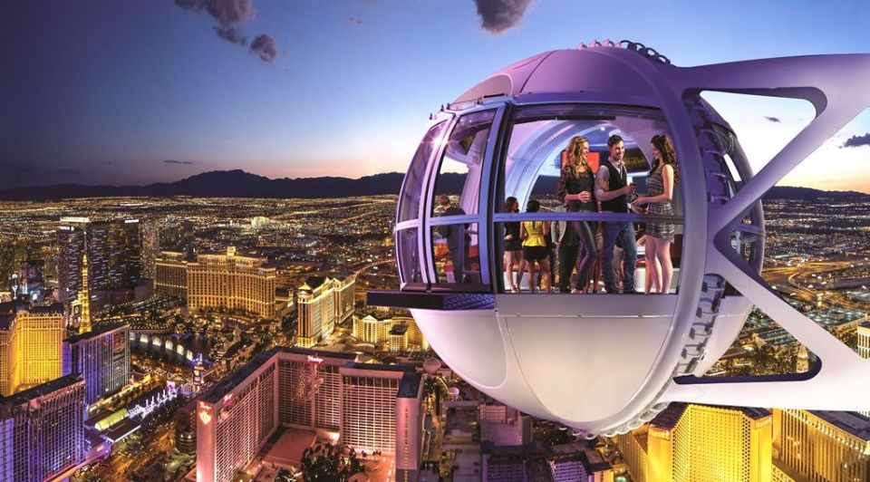 linq vegas high roller new year eve