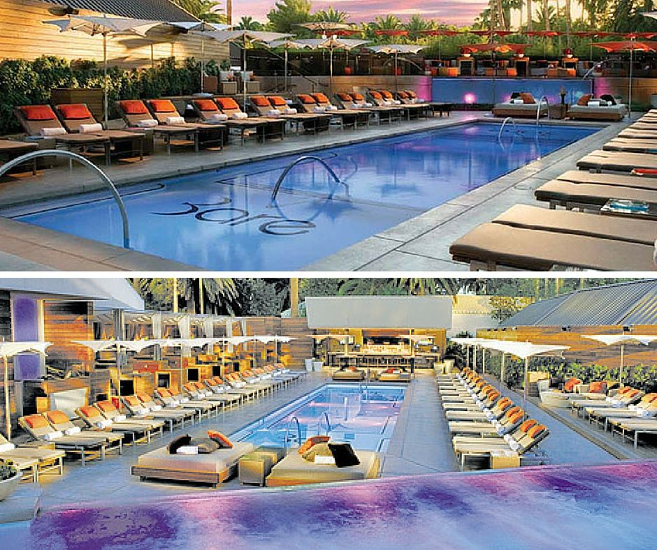 A guide to the best vegas pools - Best swimming pools in las vegas strip ...