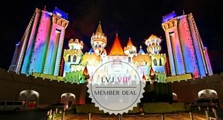Excalibur Las Vegas Discount