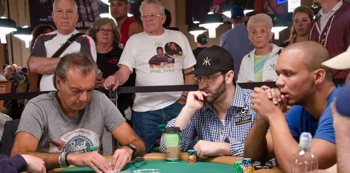 WSOP 2016 Las Vegas Coverage