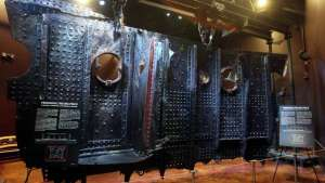 Titanic The Artifact Exhibition Luxor Las Vegas Big Piece