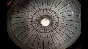 Titanic The Artifact Exhibition Luxor Las Vegas Ceiling Light