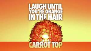 Carrot Top Show Luxor Las Vegas Discount Ticket