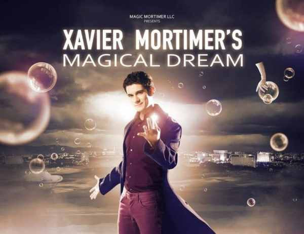 Vegas Hidden Gems: Xavier Mortimer's Magical Dream