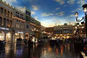 Canal Shoppes at Venetian