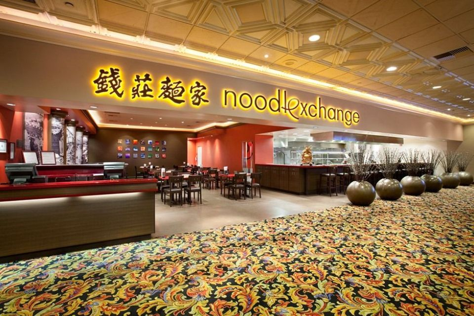 Gold Coast Las Vegas Noodle Exchange Restaurant
