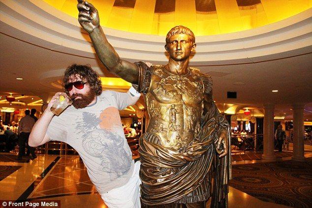 The Hangover Las Vegas Caesar's Palace