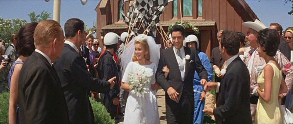 Viva Las Vegas Elvis Ann Margret Wedding Little Church of The West