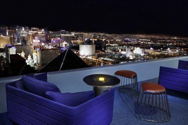 Skyfall Lounge Delano Las Vegas