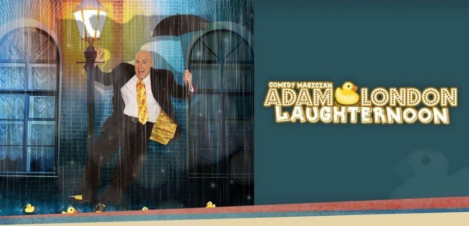 Adam London's Laughternoon Las Vegas Tickets