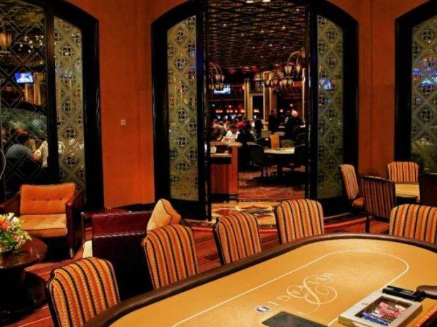 Bellagio Las Vegas Poker Bobby's Room