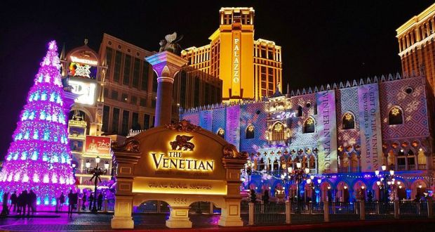 Christmas in Las Vegas