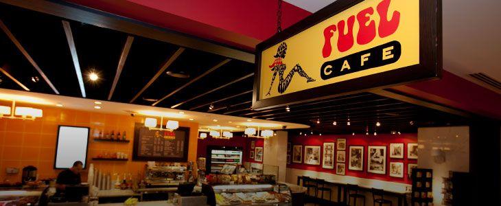 Fuel Cafe Hard Rock Hotel Las Vegas