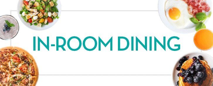 In-Room Dining Hard Rock Hotel Las Vegas