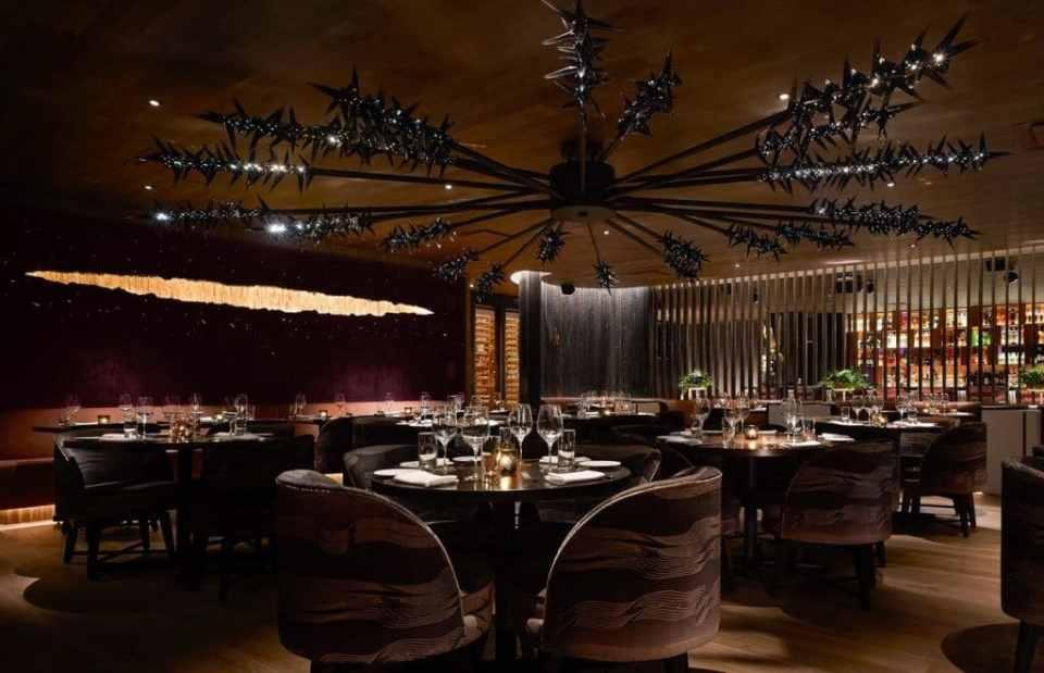 MB Steak Las Vegas