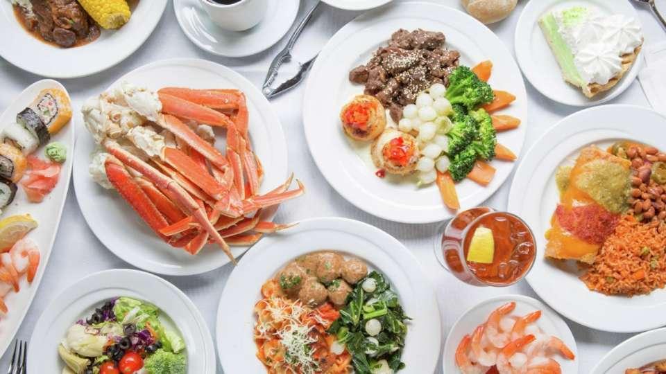 Bayside Buffet Mandalay Bay Las Vegas